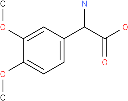 Amino-(3,4-dimethoxy-phenyl)-acetic acid