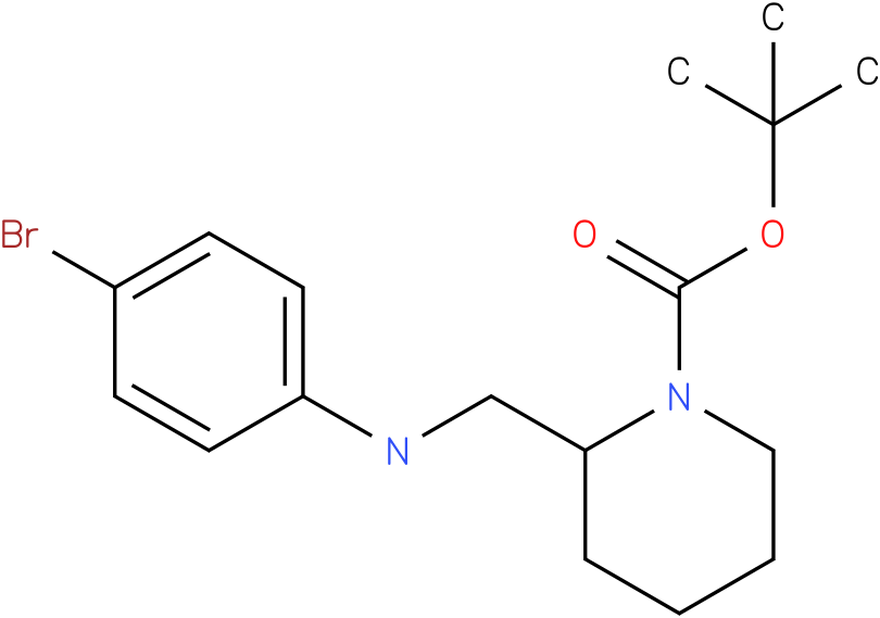 1-Boc-2-[(4-Bromo-phenylamino)-methyl]-piperidine