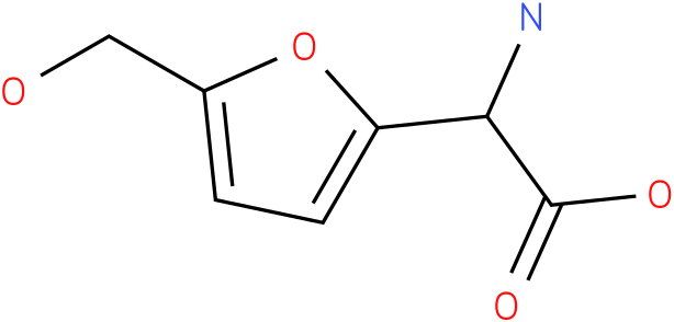 Amino-(5-hydroxymethyl-furan-2-yl)-acetic acid