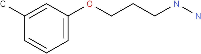 1-[3-(3-methylphenoxy)propyl]hydrazine