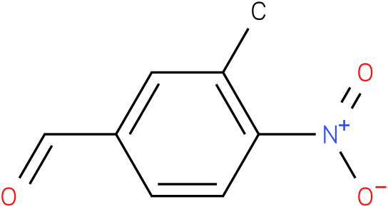 3-methyl-4-nitrobenzaldehyde