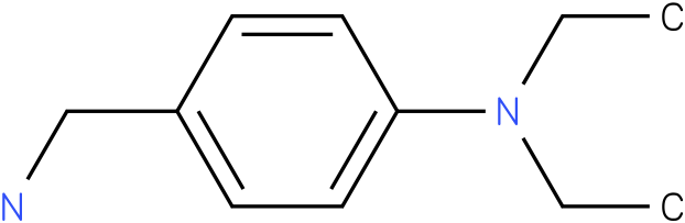 4-Diethylaminobenzylamine