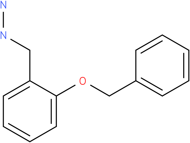 2-Benzyloxy-benzyl-hydrazine