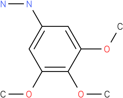 3,4,5-Trimethoxy-phenyl-hydrazine