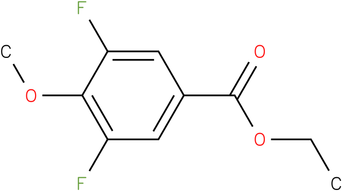 ethyl 3,5-difluoro-4-methoxybenzoate