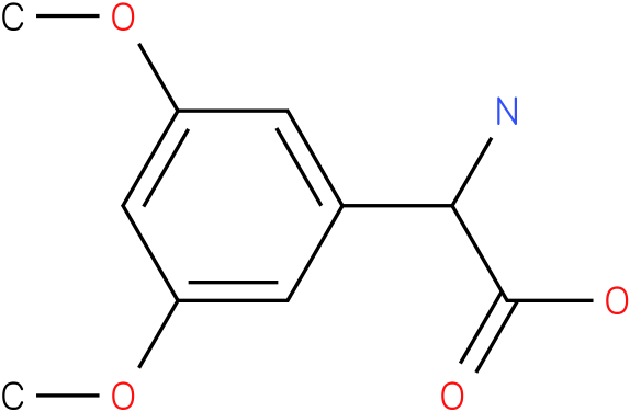 Amino-(3,5-dimethoxy-phenyl)-acetic acid