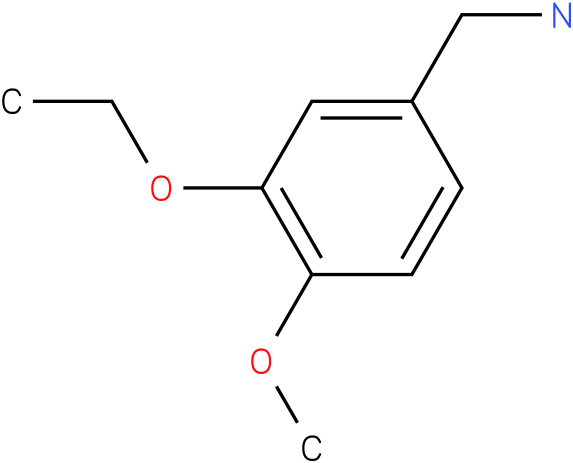 3-Ethoxy-4-methoxybenzylamine