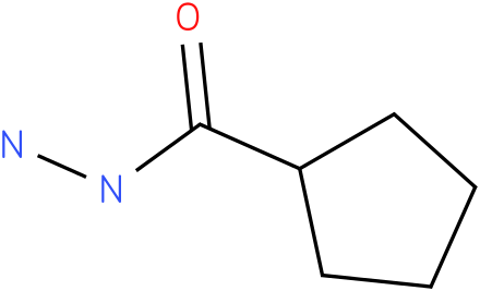 Cyclopentanecarboxylic acid hydrazide