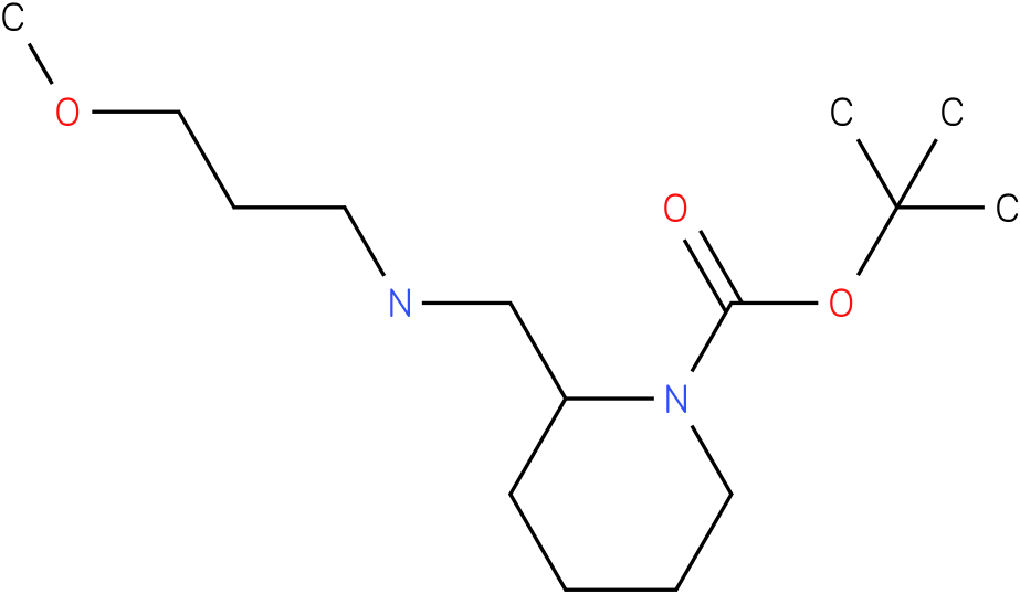 1-Boc-2-[(3-Methoxy-propylamino)-methyl]-piperidine