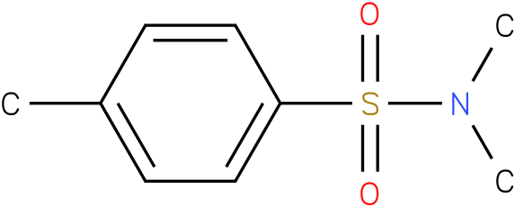 4,N,N-trimethyl-benzenesulfonamide