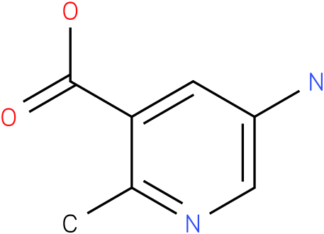 5-amino-2-methylpyridine-3-carboxylic acid