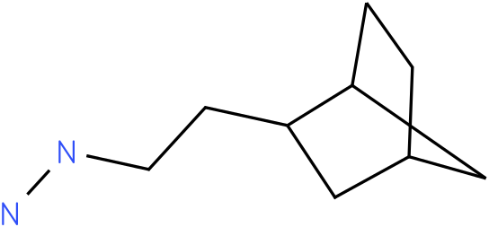 1-(2-(bicyclo[2.2.1]heptan-2-yl)ethyl)hydrazine