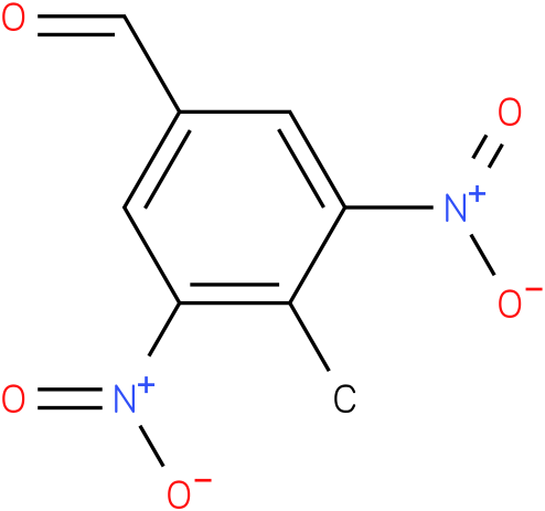 4-methyl-3,5-dinitrobenzaldehyde