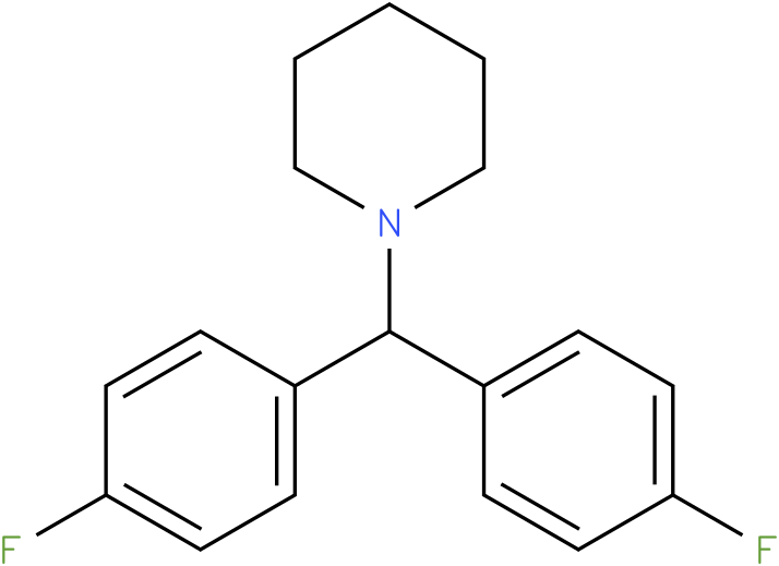 1-[Bis-(4-Fluorophenyl)-methyl]-piperidine