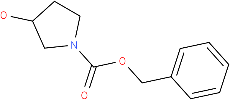 benzyl 3-hydroxypyrrolidine-1-carboxylate