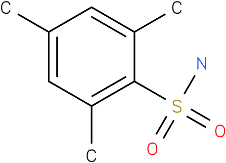 2,4,6-Trimethylbenzenesulfonamide
