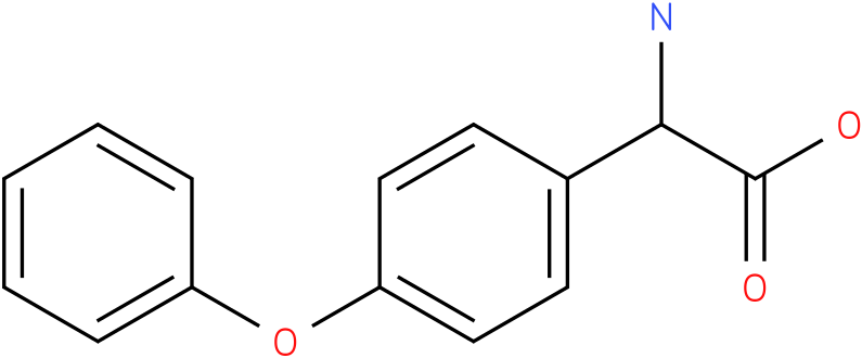 Amino-(4-phenoxy-phenyl)-acetic acid