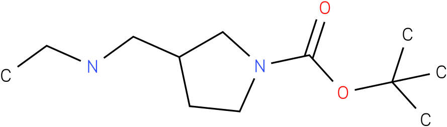1-Boc-3-(Ethylaminomethyl)-pyrrolidine
