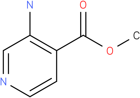 3-amino-4-pyridinecarboxylic acid methyl ester