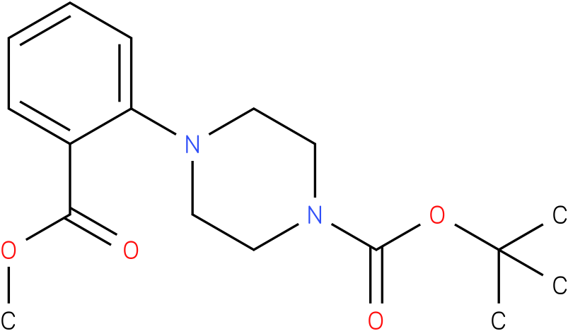 1-Boc-4-(2-methoxycarbonylphenyl)piperazine