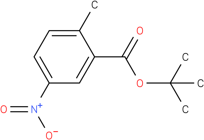 tert-butyl 2-methyl-5-nitrobenzoate