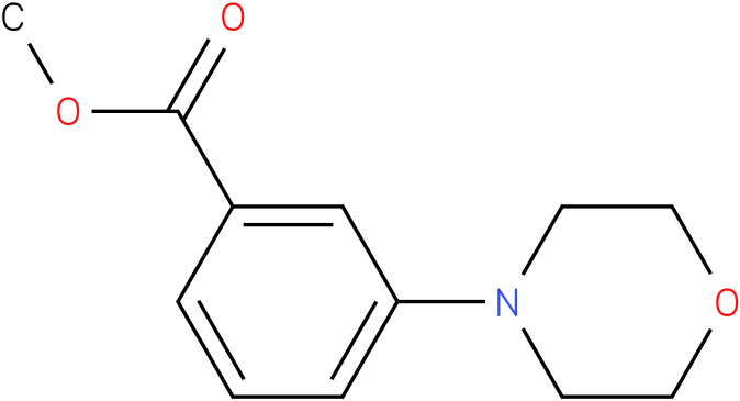Methyl 3-morpholinobenzoate