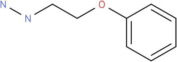 1-(2-phenoxyethyl)hydrazine