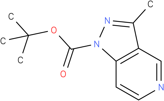 tert-butyl 3-methyl-1H-pyrazolo[4,3-c]pyridine-1-carboxylate