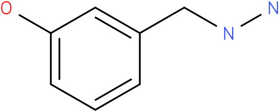 3-(hydrazinomethyl)phenol