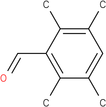2,3,5,6-tetramethylbenzaldehyde