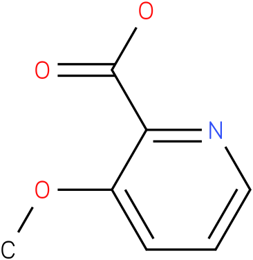 3-METHOXYPICOLINIC ACID