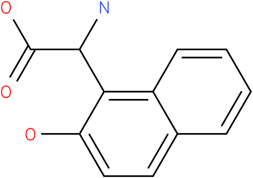 Amino-(2-hydroxy-naphthalen-1-yl)-acetic acid
