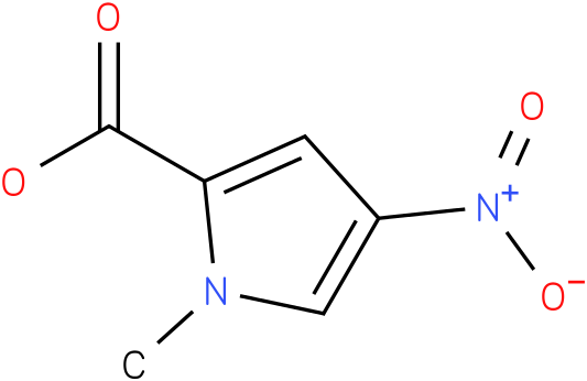1-Methyl-4-nitro-1H-pyrrole-2-carboxylic acid