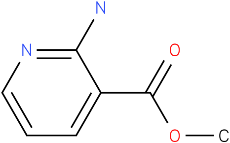 2-amino-nicotinic acid methyl ester