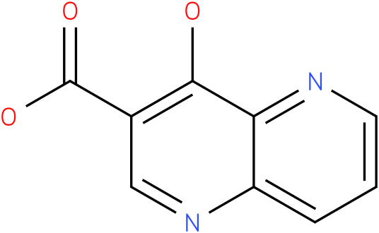 4-Hydroxy-1,5-naphthyridine-3-carboxylic acid