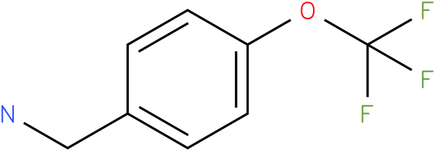 1-[4-(Trifluoromethoxy)phenyl]methanamine