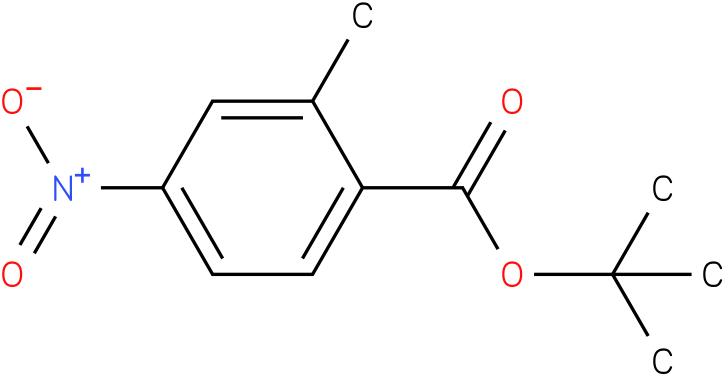 tert-butyl 2-methyl-4-nitrobenzoate