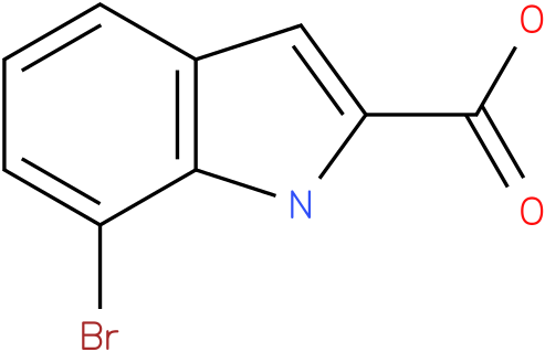 7-bromo-1h-indole-2-carboxylic acid