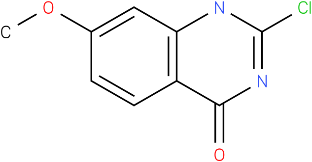 2-chloro-7-methoxyquinazolin-4(3H)-one