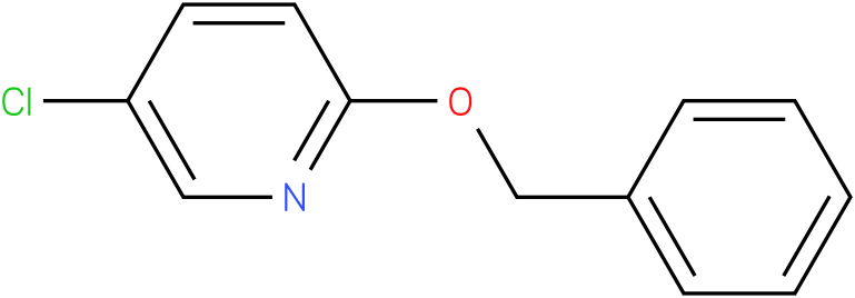 PYRIDINE,5-CHLORO-2-(PHENYLMETHOXY)-