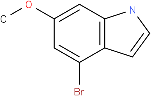 4-bromo-6-methoxy-1H-indole