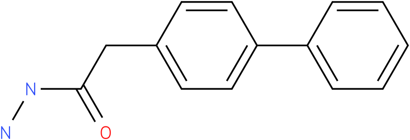 4-Biphenylacetic acid hydrazide