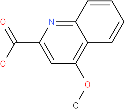 4-methoxyquinoline-2-carboxylic acid