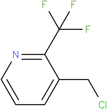 3-(chloromethyl)-2-(trifluoromethyl)pyridine