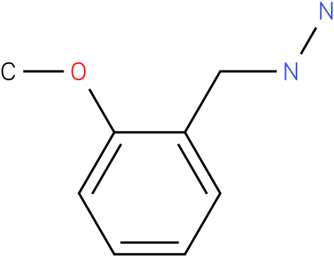 1-(2-methoxybenzyl)hydrazine