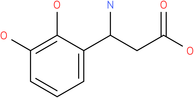 3-Amino-3-(2,3-dihydroxy-phenyl)-propionic acid