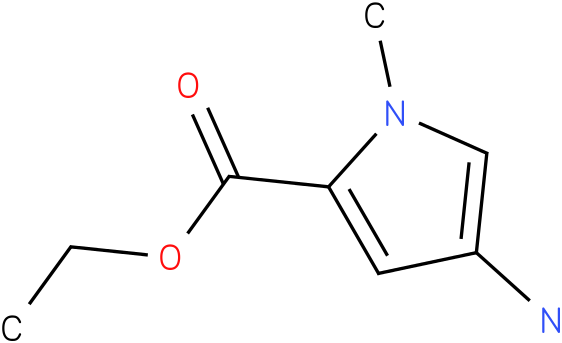 4-Amino-1-methyl-1H-pyrrole-2-carboxylic acid ethyl ester