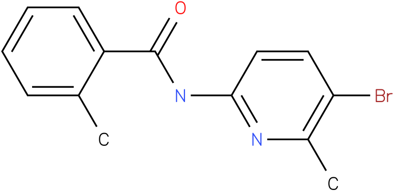Benzamide,N-(5-bromo-6-methyl-2-pyridinyl)-2-methyl-