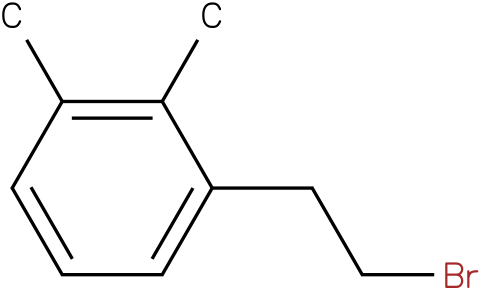 1-(2-bromoethyl)-2,3-dimethylbenzene