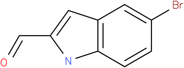 5-bromo-1H-indole-2-carbaldehyde